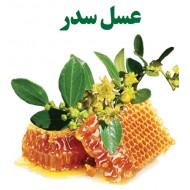 عسل سدر(نیم کیلویی) - عسل حکیم