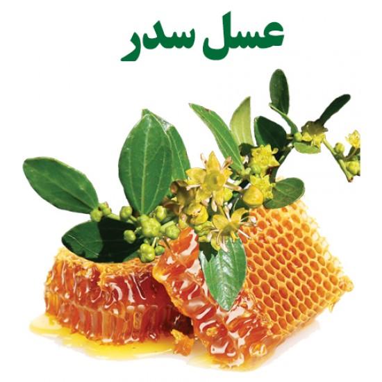 عسل سدر(یک کیلویی) - عسل حکیم